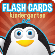 Flash Cards - Kindergarten