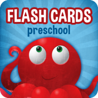 Learning Gems - Flash Cards - Preschool