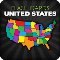 Learning Gems - Flash Cards - United States