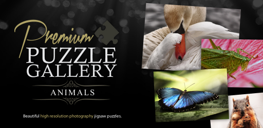 Premium Puzzle Gallery - Animals