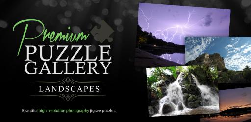 Premium Puzzle Gallery - Landscapes