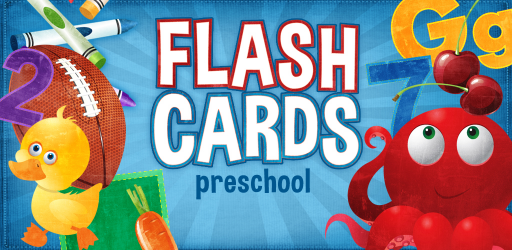Flash Cards Preschool by Learning Gems