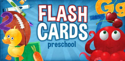 Flash Cards Preschool by Learning Gems