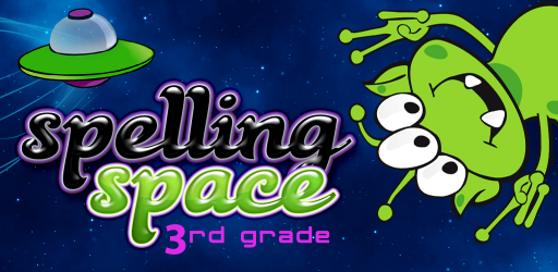 Spelling Space - 3rd Grade