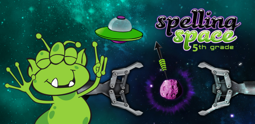 Spelling Space - 5th Grade