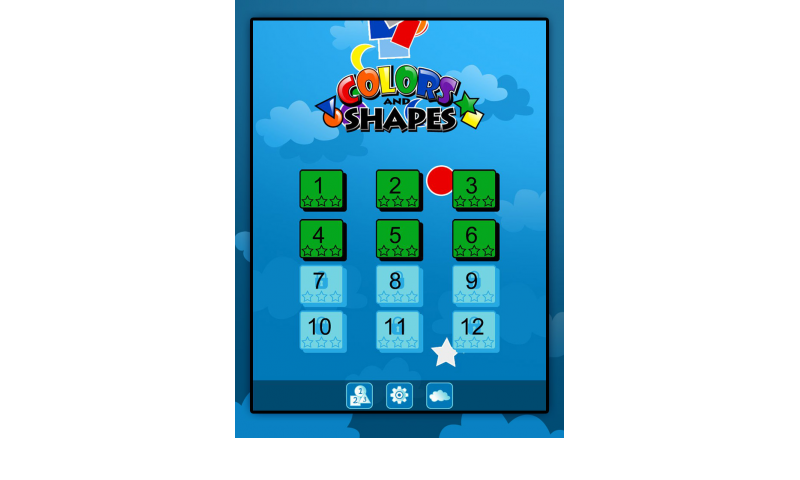 Learning Gems - Colors N Shapes