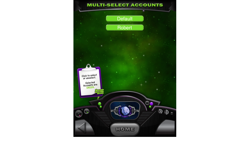 Assign your spelling list to Multiple Accounts