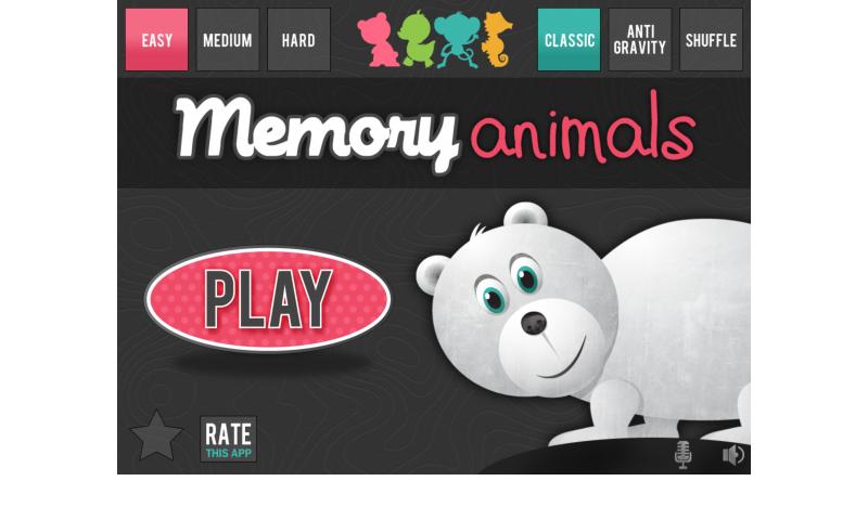 Memory - Animals
