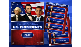 Flashcards – United States Presidents