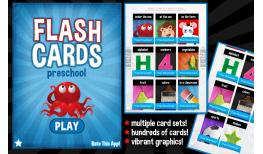 Flash Cards - Preschool