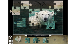 Learning Gems - Premium Puzzle Gallery - Animals