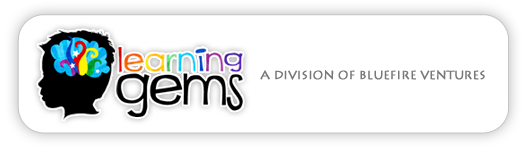 Learning Gems a Division of Bluefire Ventures
